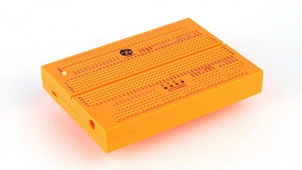STEMTera Smart Breadboard mit Build-in Arduino (orange)