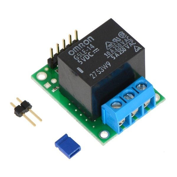 Pololu RC Switch with Relay (Assembled)