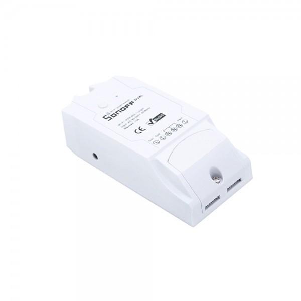 Itead Studio Sonoff Dual WiFi Wireless Smart Switch