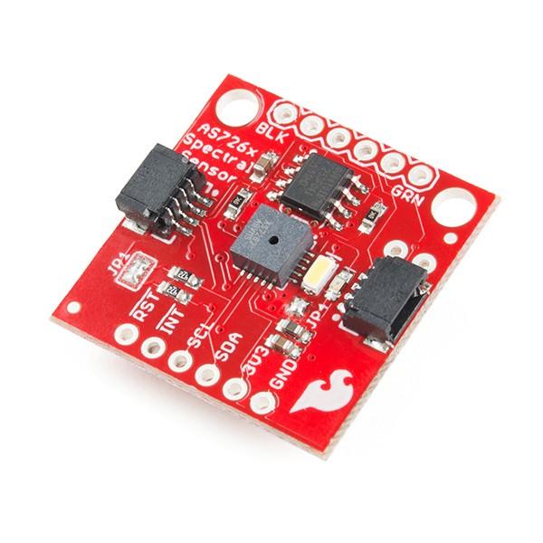 SparkFun Spectral Sensor Breakout - AS7263 NIR (Qwiic)