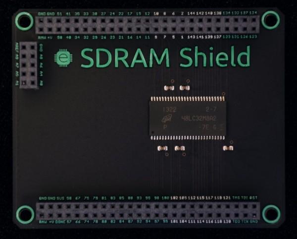 Mojo SDRAM Shield