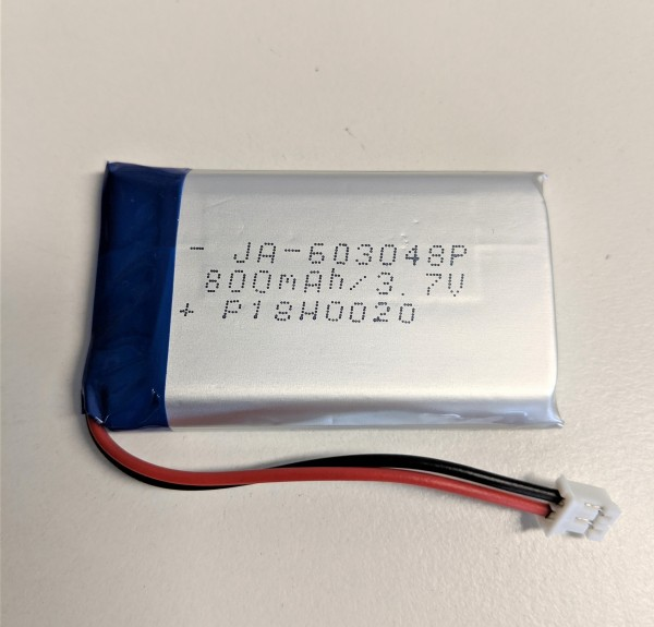 Polymer Lithium Ion Battery 800mAh