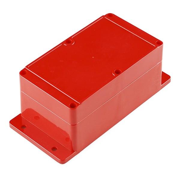 Big Red Box - Enclosure