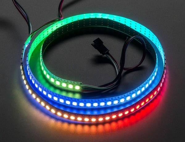 Adafruit NeoPixel Digital RGB LED Strip 144 LED - 1m - Weiß