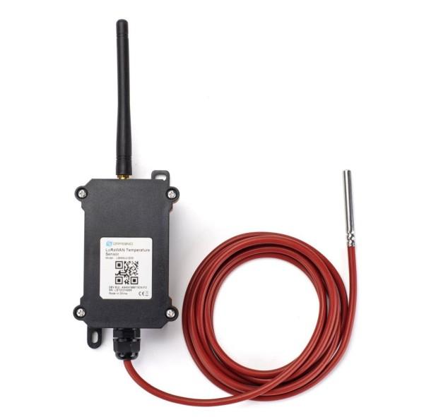 LSN50V2-D20-EU868 LoRaWAN Waterproof/Outdoor Temperature Sensor