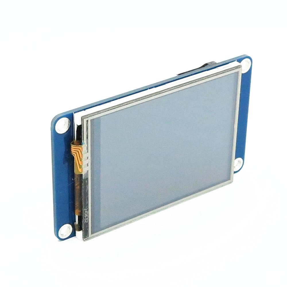 "Itead Studio Nextion NX3224T024 - Generic 2 4"" TFT Intelligent LCD Touch  Display"