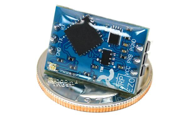 EZO ORP Circuit- Schaltung zur Messung des Redoxpotentials