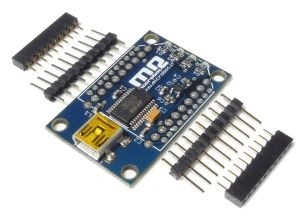 Microbot XBee to USB Adapter