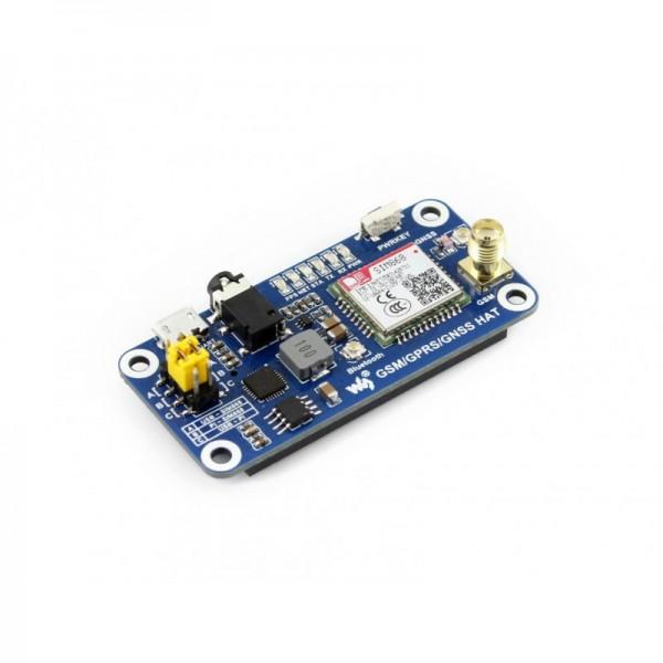Waveshare GSM/GPRS/GNSS/Bluetooth HAT für Raspberry Pi