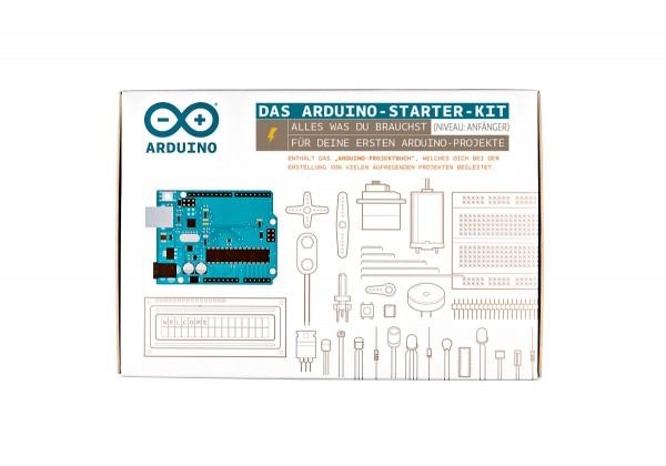 Arduino Starter Kit - Deutsche Version