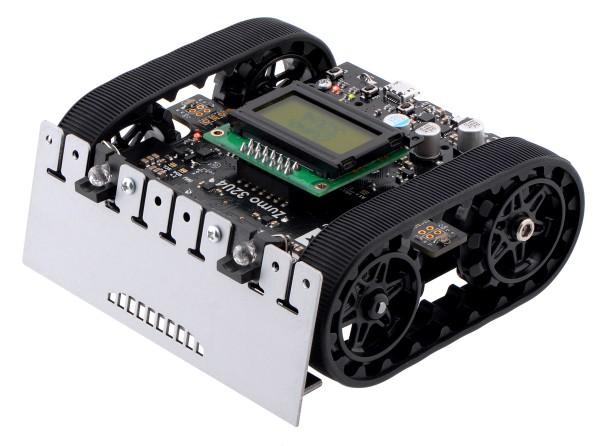 Pololu Zumo 32U4 Roboterbausatz (ohne Motoren)