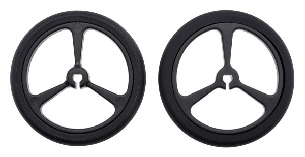 Pololu Wheel 40x7mm Pair - Black