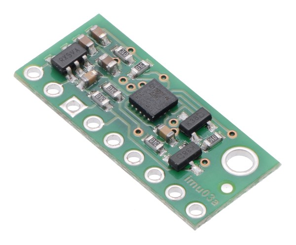 Pololu LSM6DS33 3D Accelerometer and Gyro Carrier with Voltage Regulator