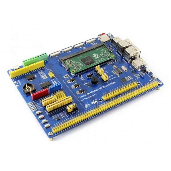 Compute Module IO Board Plus for Raspberry Pi CM3, CM3L