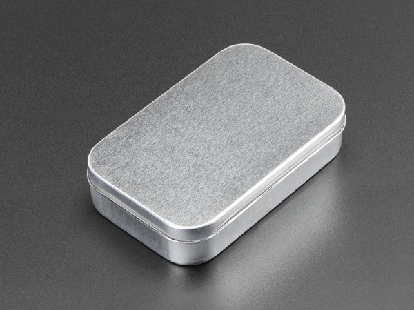 Altoids mints sized tin