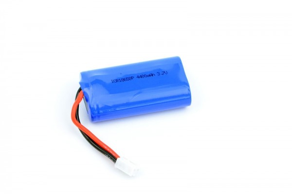 3C Polymer Lithium Ion Battery 4400mAh with JST VH-2P connector