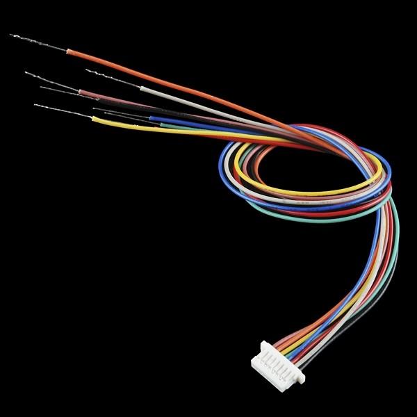 """Mega Pro Mini Kabel - 8"""" (8-Draht) PRT-10853"""