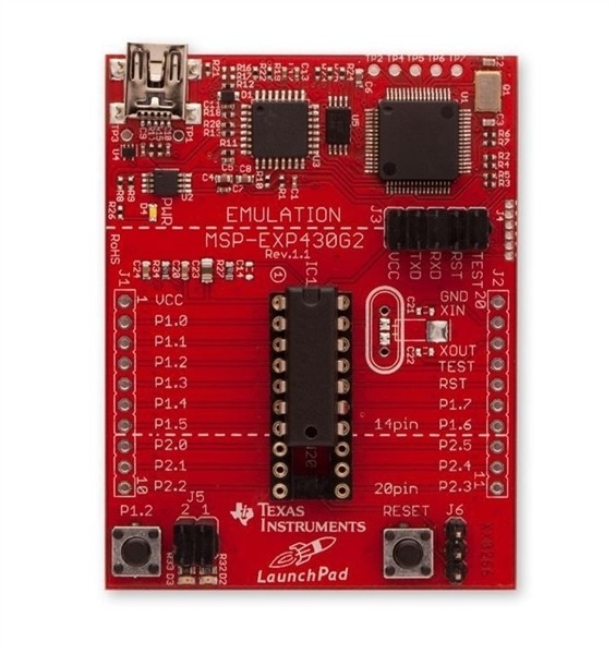 MSP430 LaunchPad Value Line Development kit