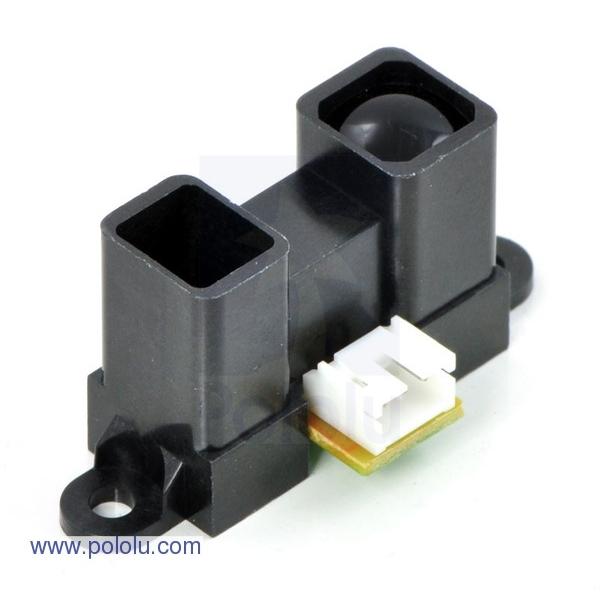 Sharp GP2Y0A02YK0F Entfernungssensor (Analog) 20-150cm