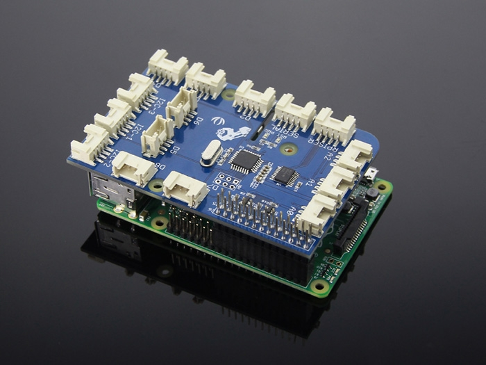 Automation hat adc relais raspberry pi python unterricht