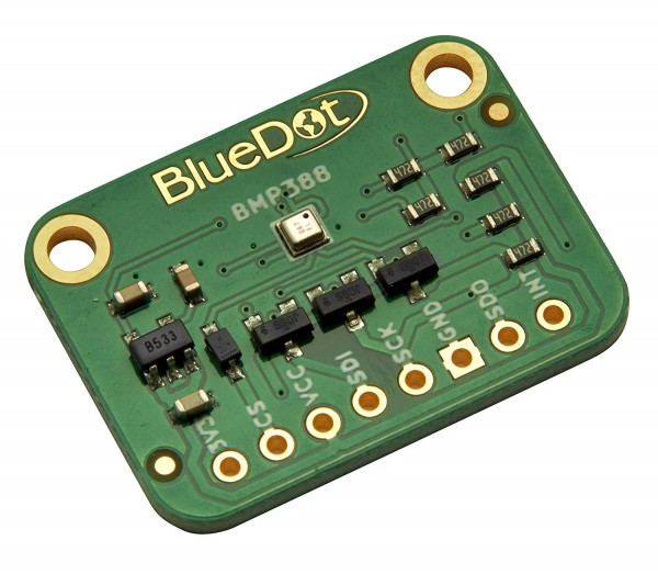 BlueDot BMP388 High Accuracy Pressure Sensor