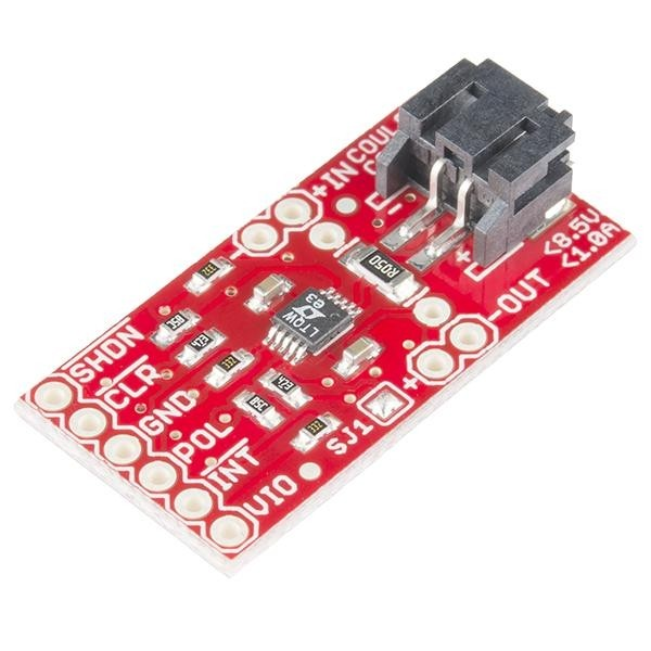 Sparkfun LTC4150 Coulomb Counter Breakout
