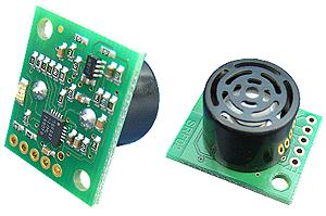 SRF02 Ultraschall Entfernungssensor