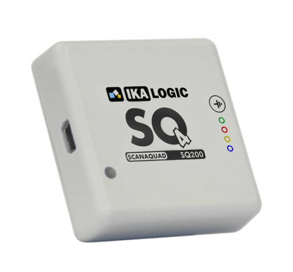ScanaQuad SQ200 4 Channels Logic Analyzer & Digitaler Mustergenerator