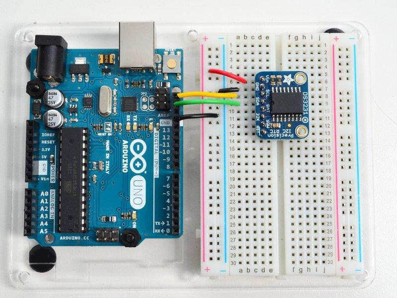 RTC-DS3231-arduino