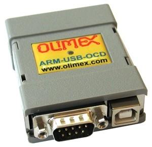 ARM-USB-OCD JTAG Debugger