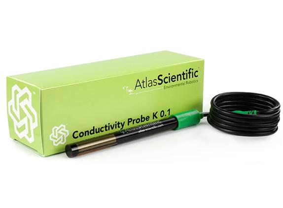 EC Conductivity Probe K 0.1 - Leitfähigkeitssensor