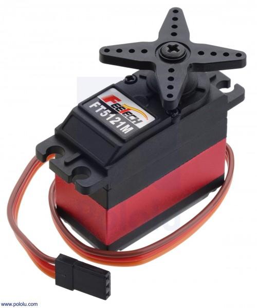 FEETECH FT5121M Digitaler Hochspannungs-Servomotor mit hohem Drehmoment