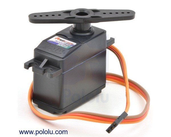 Power HD Standard Servo 3001HB