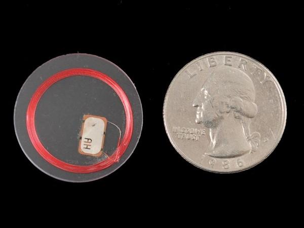 MIFARE® Classic 1K RFID/NFC Clear Tag 13.56MHz
