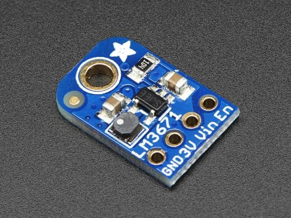 Adafruit LM3671 3.3V Buck Converter Breakout - 3.3V Output 600mA Max