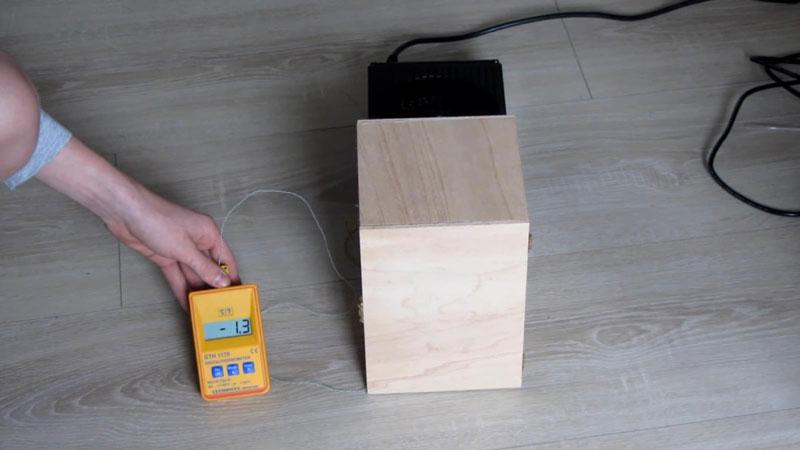 Mini Kühlschrank Für Draußen : Projekte von makern mini kühlschrank selber bauen exp tech