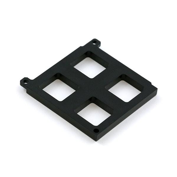 Button Pad 2x2 Bottom Bezel COM-08747