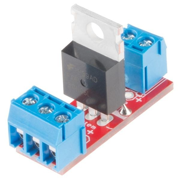 Sparkfun MOSFET power Control Kit