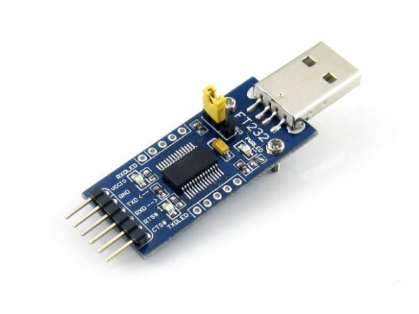 Waveshare FT232 USB UART Board (Type A)