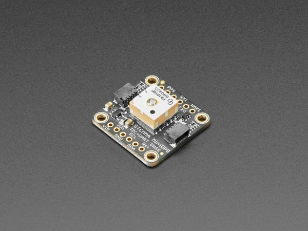 Adafruit Mini GPS PA1010D - UART and I2C - STEMMA QT