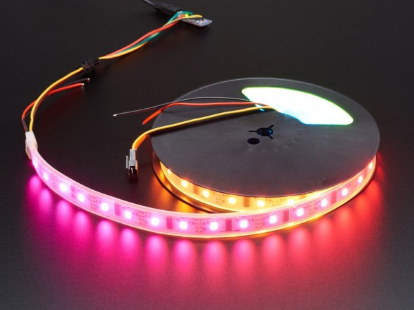 Digitaler RGB LED Streifen LPD8806 (5m)
