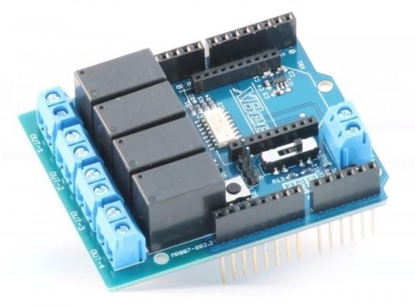 Microbot Arduino Relay Shield V2