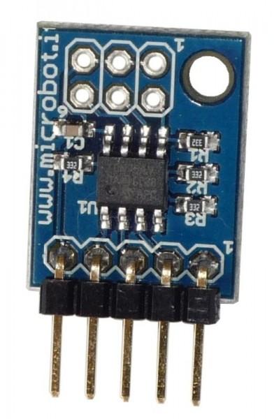 Digitaler Temperatursensor mit TCN75A