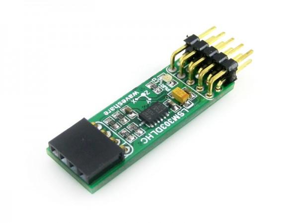LSM303DLHC Board (3D Magnet- und Beschleunigungssensor)