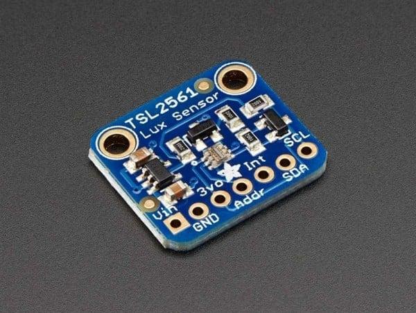 Adafruit TSL2561 digital luminosity / lux / light sensor