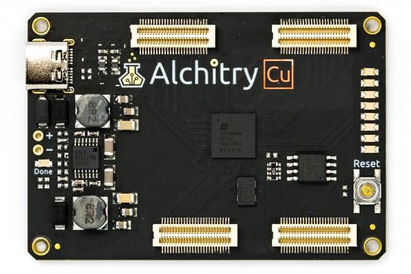 Alchitry Cu Lattice iCE40 HX FPGA Development Board