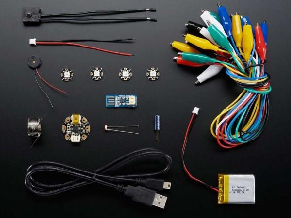 Adafruit Gemma Sensor Starter Pack