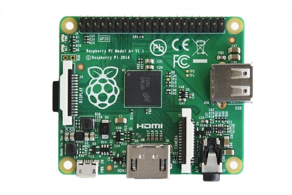 Raspberry Pi Modell A+ 256MB
