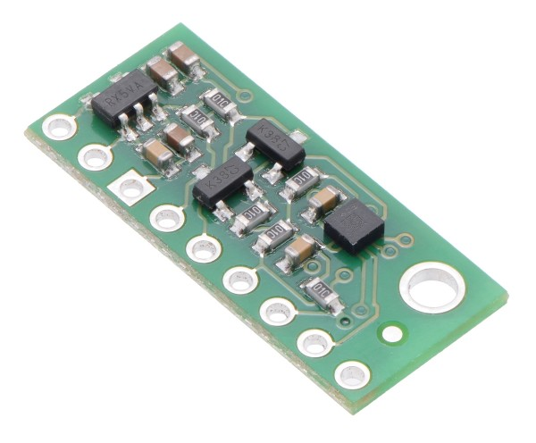 Pololu LIS3MDL 3-Axis Magnetometer Carrier with Voltage Regulator