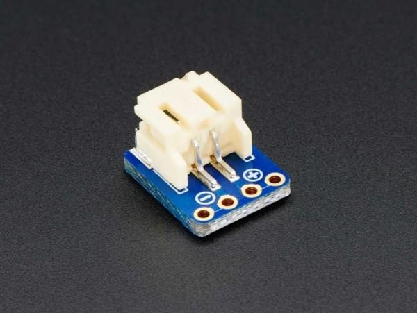 Adafruit JST-PH 2-Pin SMT Right Angle Breakout Board